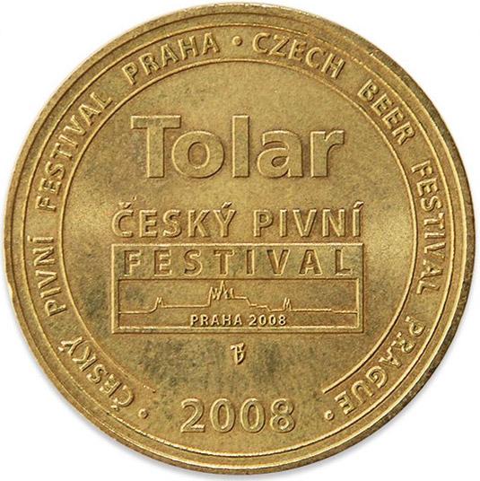 Валюта пивного фестиваля в Праге