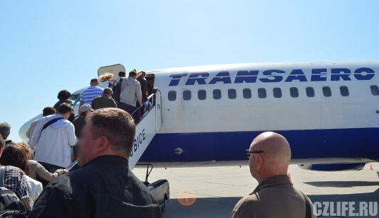Трансаеро