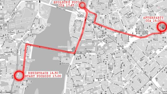 Карта события