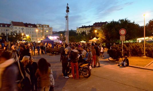 Ярмарка в Чехии