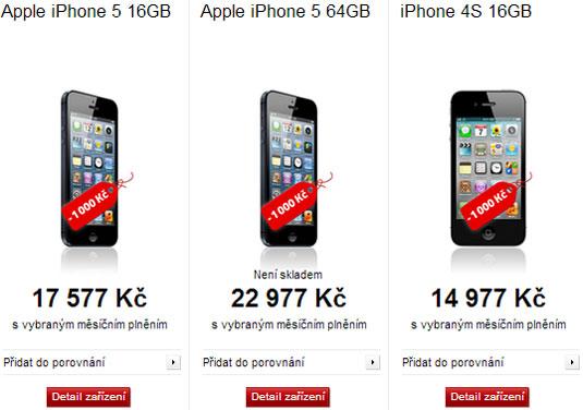 Купить айфон в Чехии