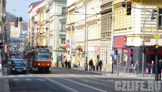 В марте расписание трамваев в Праге вернется к осеннему режиму.