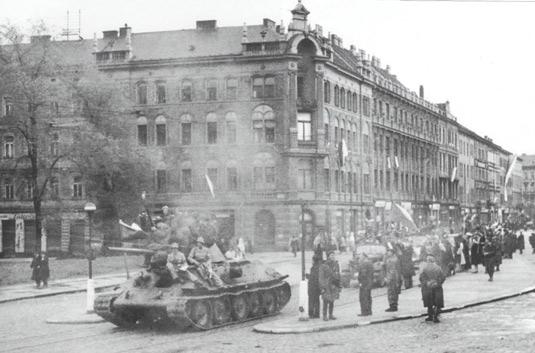 8 мая в Праге - День Победы