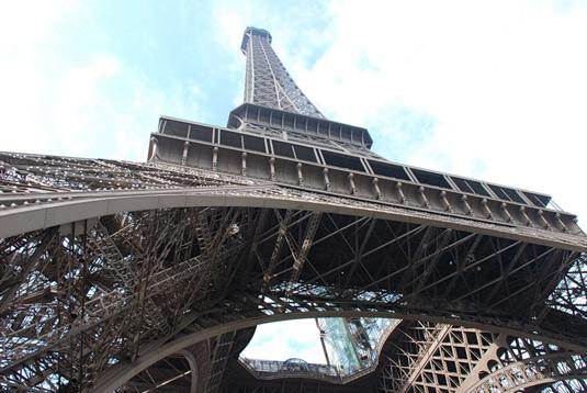 Железная Дама Парижа