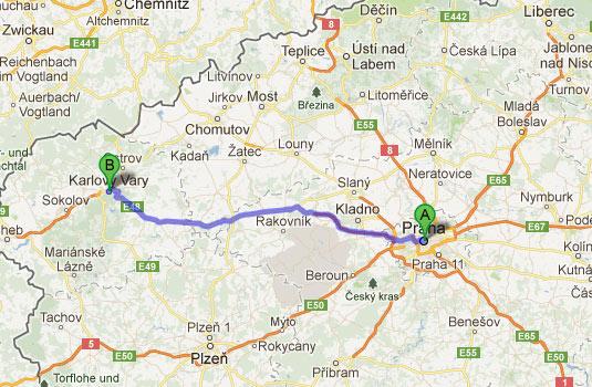 Расстояние по карте от точки до точки в спб - 69
