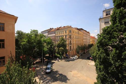 Резиденция Elema в Праге