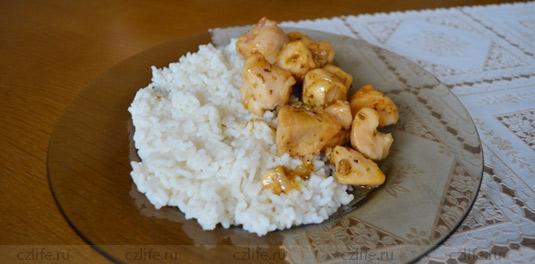 Чешский рецепт курицы в медовом соусе