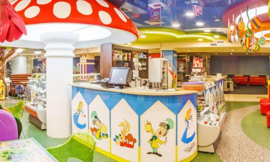 Есть ли в Праге детские кафе