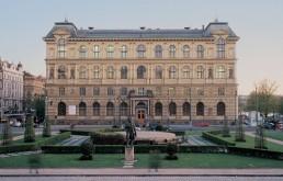 Академия искусств, архитектуры и дизайна в Праге