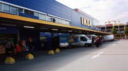 IKEA в Праге