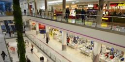 Торговые центры в Праге
