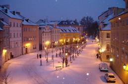 Планирование приезда в Прагу на Новый Год