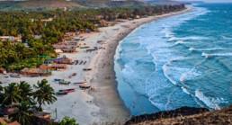 Плажи, море, Гоа